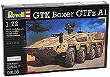 Revell–GTK Boxer véhicule de Transport blindé Kit de modèle en Plastique Gtfz/A1