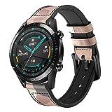 SPGUARD Cinturino Compatibile con Cinturino Huawei Watch GT 2 46mm, Cinturino di Ricambio in...