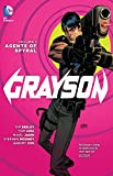 Grayson TP Vol 1 Agents Of Spyral