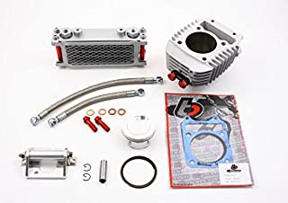 Grom 186cc Big Bore Kit 64mm Cylinder Piston Oil Cooler New
