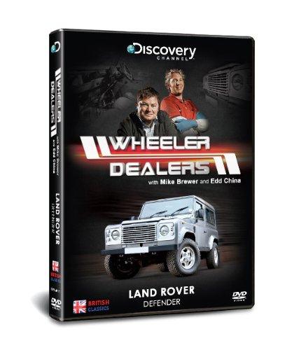 Wheeler Dealers British Classics: Land Rover Defender [DVD] [Import]