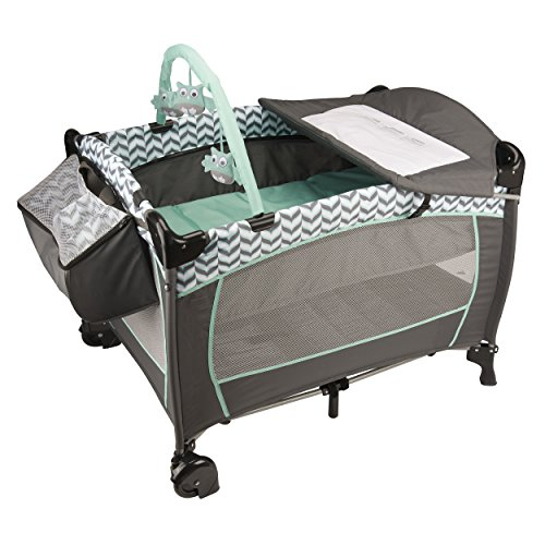 Portable BabySuite DLX Playard, Spearmint Spree