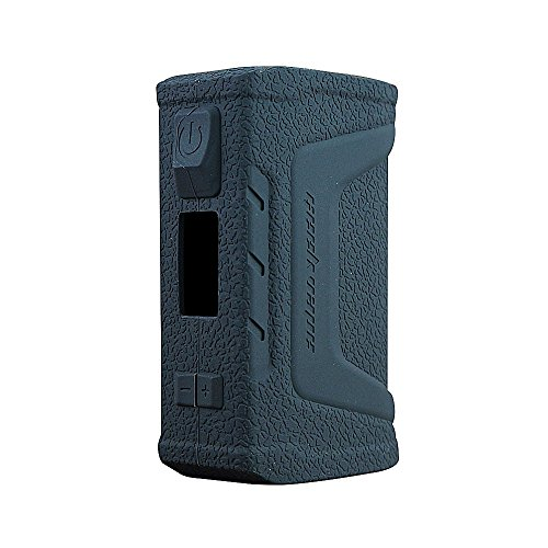 DSC-Mart Texture Case for GeekVape Aegis Legend 200W Mod, Anti-Slip Silicone Skin Cover Sleeve Wrap Gel