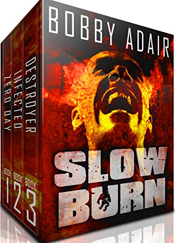 Slow Burn: Box Set 1-3 (Slow Burn Zombie Apocalypse Series Book 0) (English Edition)