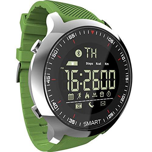 Reloj deportivo inteligente Bluetooth al aire libre 50 metros paso de marcado...