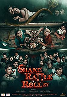 Shake Rattle and Roll 15-Philippines Filipino Tagalog Movie