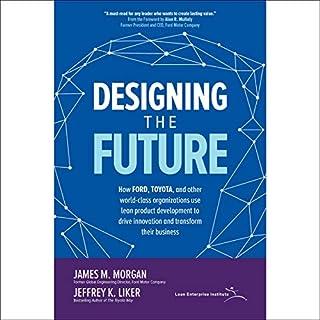 『Designing the Future』のカバーアート