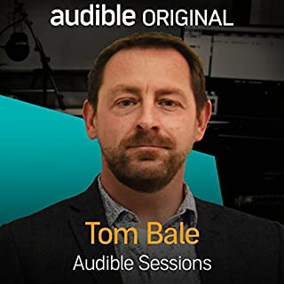FREE: Audible Interview with Tom Bale cover art