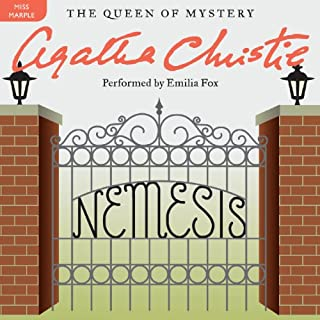 Nemesis     A Miss Marple Mystery              Autor:                                                                                                                                 Agatha Christie                               Sprecher:                                                                                                                                 Emilia Fox                      Spieldauer: 9 Std. und 2 Min.     9 Bewertungen     Gesamt 4,3
