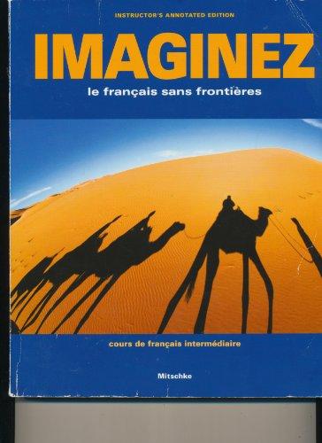 Imaginez Le Francais Sans Frontieres (French Edition)