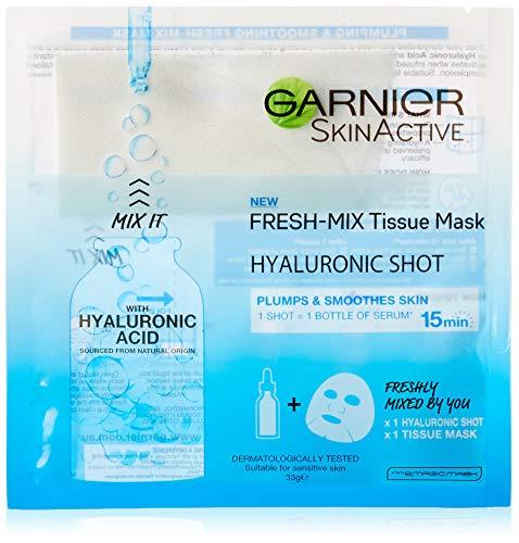 Garnier Fresh Mix Tissue Face Mask Hyaluronic Acid