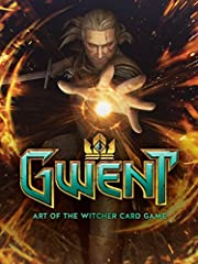 Gwent, a card game within the world of The Witcher. Dark Horse is proud to present each cards' gorgeous artwork in a stunning hardbound volume. Celebrate wondrous artistry and cutthroat gameplay with The Gwent Gallery: Art of the Witcher Card Game!