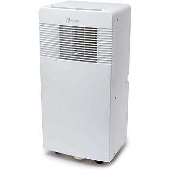 HAVERLAND IGLU-9 | Aire Acondicionado Portátil | 9000BTU | Bajo Consumo | 3 en 1 Enfría, Ventila y Deshumidifica | Mando a Distancia | Kit Ventana Incluido: Amazon.es: Hogar