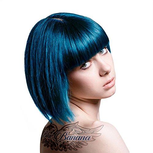 Stargazer Semi-Permanent Hair Colour Dye x 2 Packs Coral Blue by Stargazer