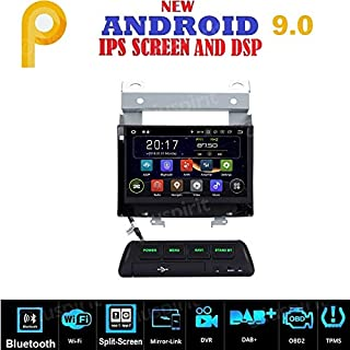 ANDROID 7.1 GPS USB SD WI-FI Bluetooth autoradio navigatore Land Rover Freelander 2 2007, 2008, 2009, 2010, 2011, 2012