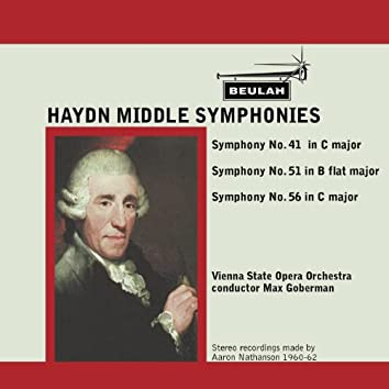 Haydn: Middle Symphonies