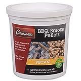 Camerons Smoking Wood Pellets (Pecan)- Kiln Dried BBQ Pellets- 100% All Natural Barbecue Smoker Chips- 1 Pint Bucket