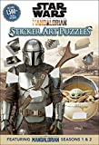 Star Wars: The Mandalorian Sticker Art Puzzles
