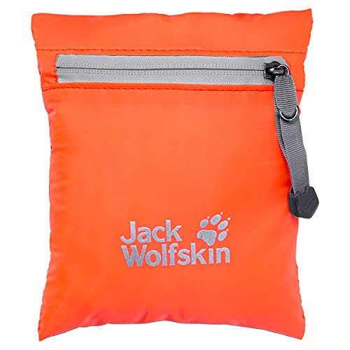 Jack Wolfskin Regenhülle Safety Raincover, Splashy Orange, One size