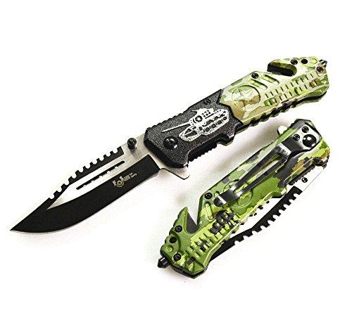 Albainox Messer Taschenmesser TANQUE FOS Camouflage