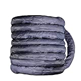 Nadair Central Vacuum Hose Cover - 30-32 ft - Paded Machine Washable Universal Cover
