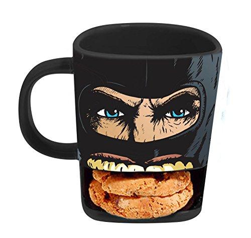50Fifty, Tazza con scomparto per biscotti, motivo: Ninja
