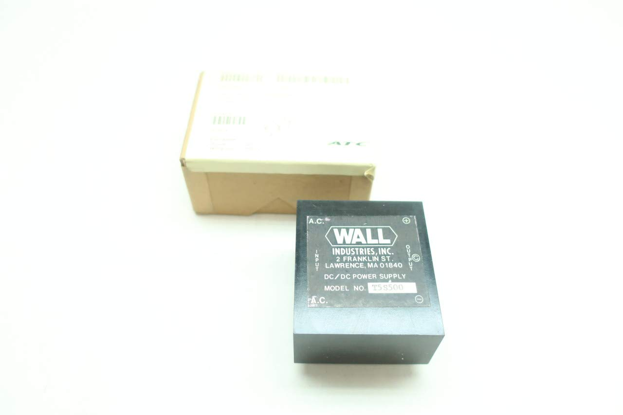 WALL T5S500 DC Module Power Fort Worth Mall Popular shop is the lowest price challenge Supply