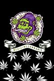 My Gorilla medicine cannabis note book ( marijuana): memo your daily with cute Gorilla weed cover record date and write