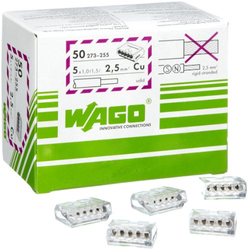 "WAGO 47267\""Wago\"" Dosenklemme 1.02-2.5 mm²"