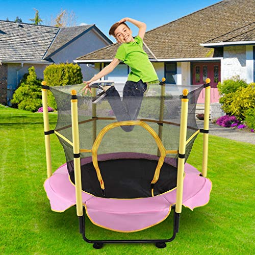 50″ Kid's Trampoline $99.80 (80% OFF Coupon)