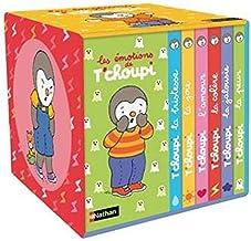 Les émotions de T'choupi - un coffret de 6 livres pour comprendre ses premières émotions - Dès 2 ans