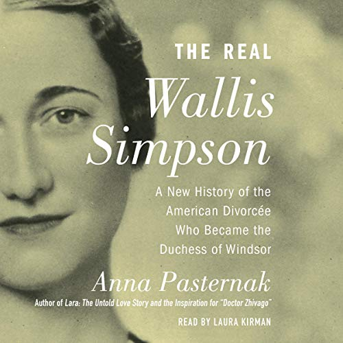 The Real Wallis Simpson audiobook cover art