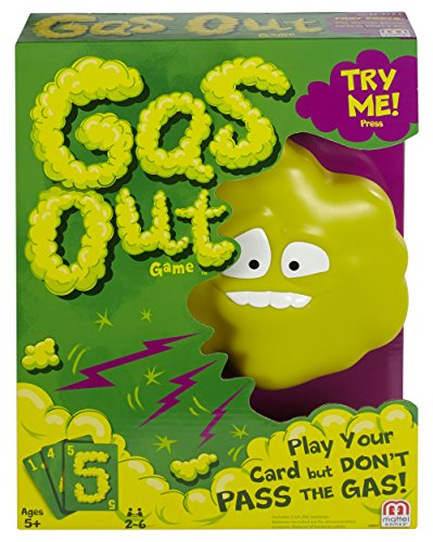 Mattel Games Gas Out Game (DHW40)