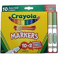 12-Count Crayola 58-7750 Markers