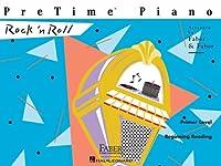 Pretime Piano Rock 'n Roll: Primer Level/Beginning Reading
