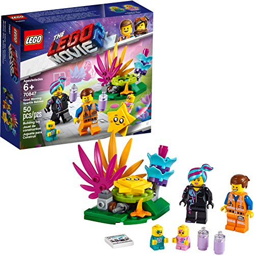 694 Pieces NEW LEGO THE LEGO MOVIE 2 70837 Building Kit with Minifigures