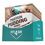 Fit4Day Protein Pudding (15x20g) 15 Unidades 300 g