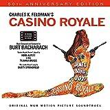 【全世界2000枚限定盤】カジノ・ロワイヤル 50周年記念リマスター完全盤(Casino Royale -50th Anniversary Edition-)