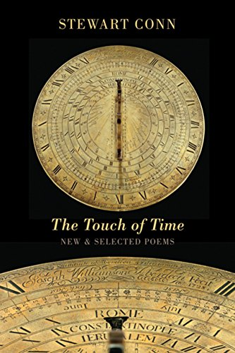 The Touch of Time: New & Selected Poems (English Edition)