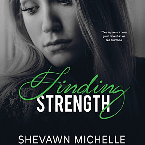 Finding Strength audiobook cover art