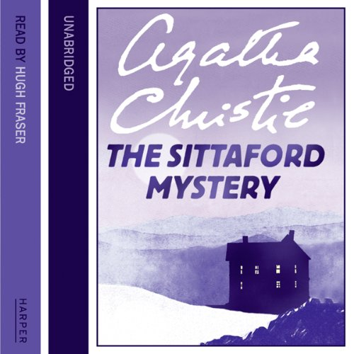 The Sittaford Mystery audiobook cover art