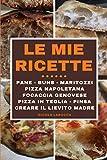 Le mie ricette: Pane, Buns, Maritozzi, Pizza napoletana, Pizza fritta, focaccia genovese, Pizza in teglia alta idratazione, Pinsa e Lievito madre