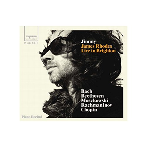 James Rhodes live in Brighton - Klavierrezital