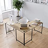 Bestier Modern L Shaped Desk 95.2...