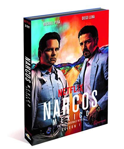 Narcos // Mexico / Season 1 / Saison 1 (3Dvd) / Eng/Fre