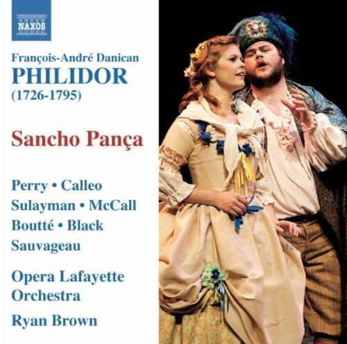 Sancho Panca dans son isle: Je m'en revenais chantant (Le Fermier)