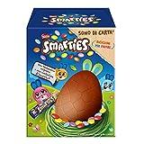 Smarties Uovo di Pasqua con Sorpresa e Tubo 4 Confezioni da 1 Uovo Ciascuno