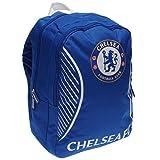 Chelsea FC - Mochila oficial (42 cm), color azul