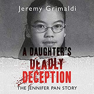 A Daughter's Deadly Deception cover art