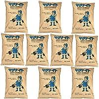 固まる土 マグナイト 20kg×10袋 雑草防止 セメント不使用 環境に優しい かたまる土 固まる砂